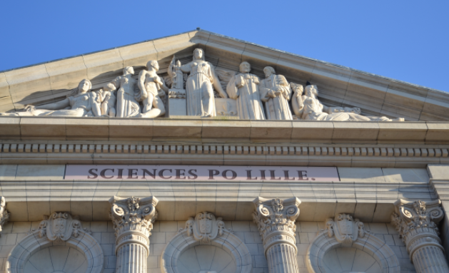 batiment science po lille